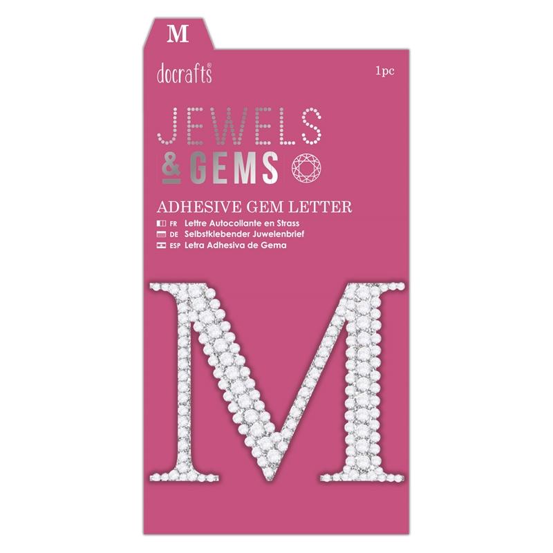 docrafts Jewels & Gems - M