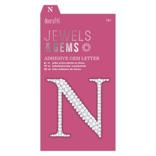 docrafts Jewels & Gems - N