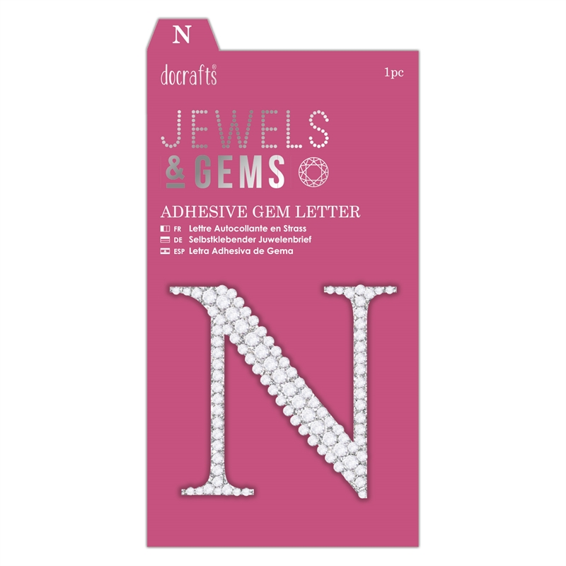 docrafts Jewels & Gems - N