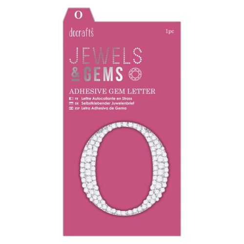 docrafts Jewels & Gems - O