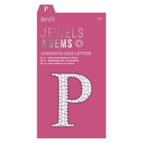 docrafts Jewels & Gems - P