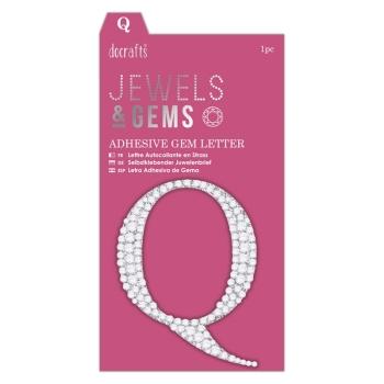 docrafts Jewels & Gems - Q
