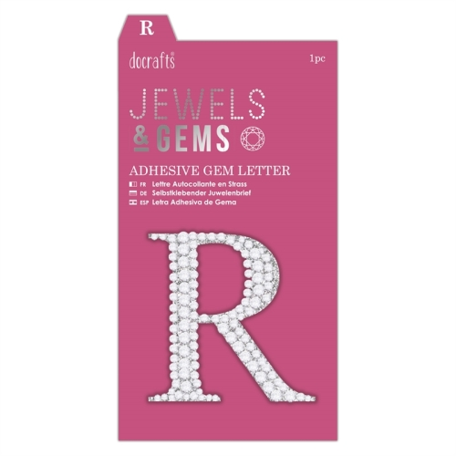 docrafts Jewels & Gems - R