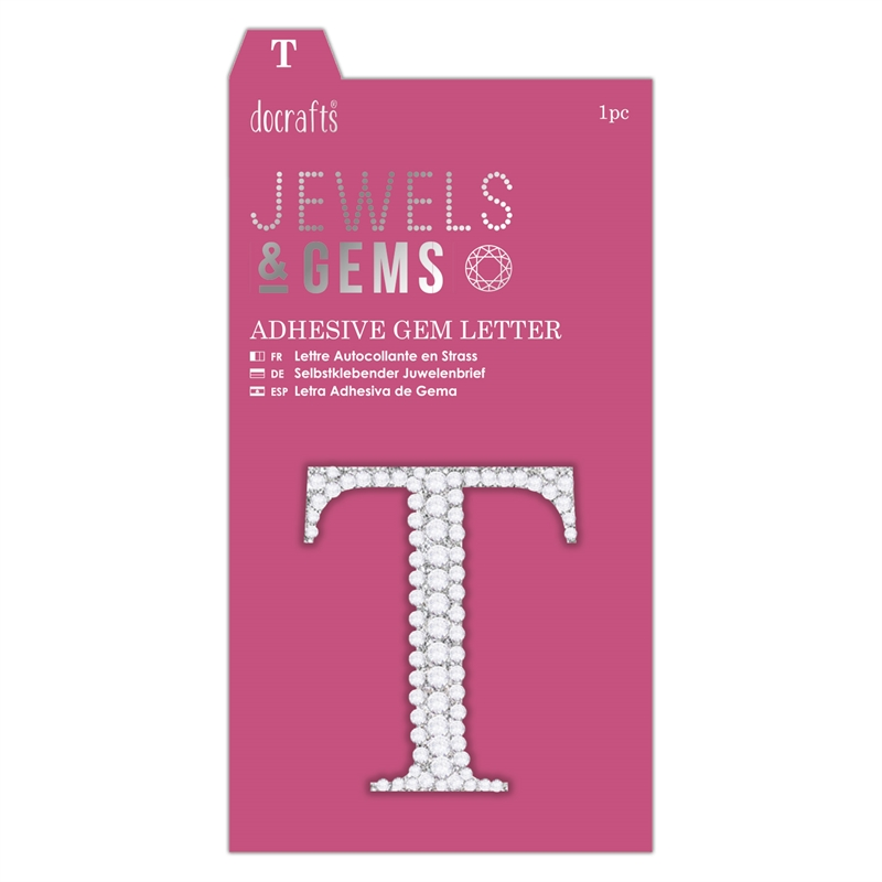 docrafts Jewels & Gems - T