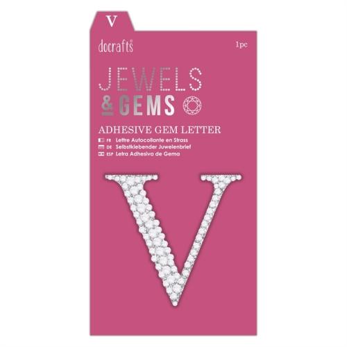 docrafts Jewels & Gems - V