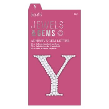 docrafts Jewels & Gems - Y