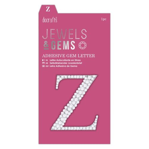 docrafts Jewels & Gems - Z