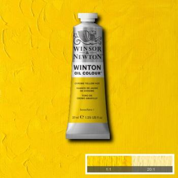 Winton Oil Colour - Chrome Yellow Hue