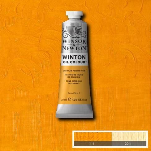 Winton Oil Colour - Cadmium Yellow Hue