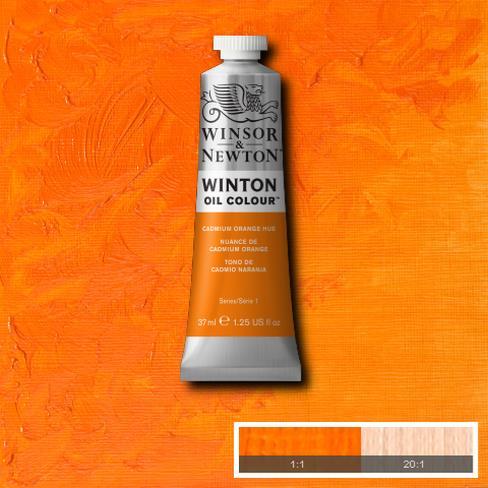 Winton Oil Colour - Cadmium Orange Hue