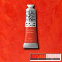 Winton Oil Colour - Scarlet Lake