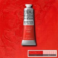 Winton Oil Colour - Cadmium Red Hue