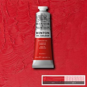 Winton Oil Colour - Vermilion Hue