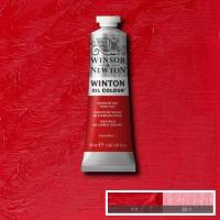 Winton Oil Colour - Cadmium Red Deep Hue