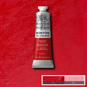 Winton Oil Colour - Cadmium Red Deep Hue