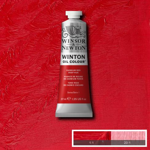 Winton - Cadmium Red Deep Hue