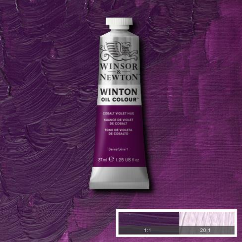 Winton Oil Colour - Cobalt Violet Hue