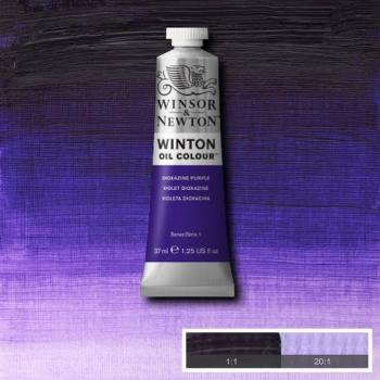 Winton Oil Colour - Dioxazine Purple
