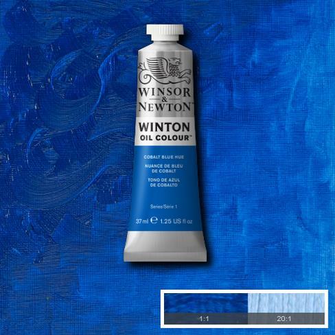 Winton Oil Colour - Cobalt Blue Hue