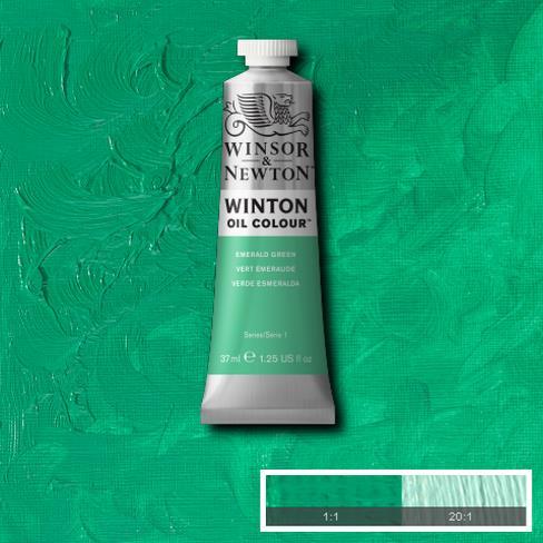 Winton Oil Colour - Emerald Green