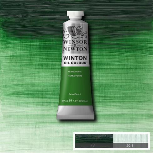 Winton Oil Colour - Terre Verte