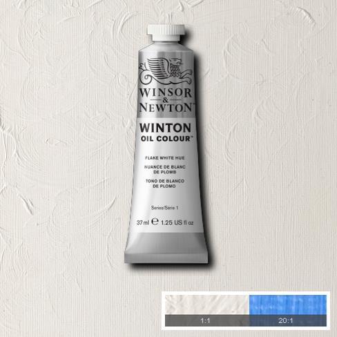 Winton Oil Colour - Flake White Hue