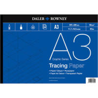 Daler Rowney Graphic Series Tracing Paper - A3