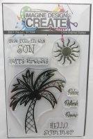 Fun in the Sun: IDC0084 - A7  stamp set