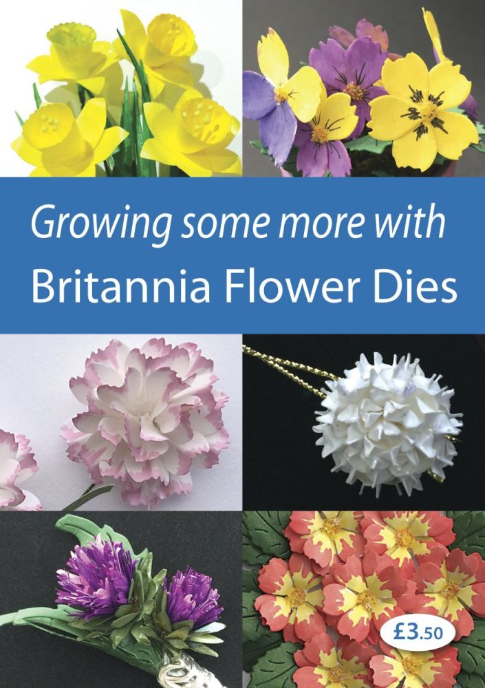 Growing Some More With Britannia Flower Dies