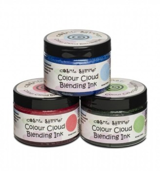 Colour Cloud Blending Ink