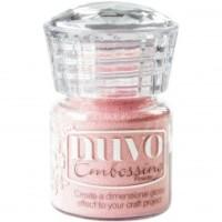 Nuvo Embossing Powder - Ballerina Pink