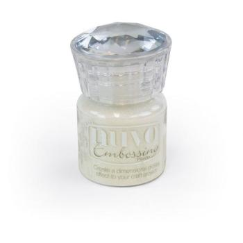 Nuvo Embossing Powder - Shimmering Pearl