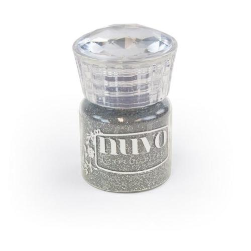 Nuvo Embossing Powder - Serenity Blue