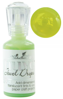 Nuvo Jewel Drops - Key Lime