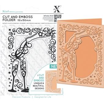 Cut and Emboss folders