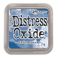 Faded Jeans - Distress Oxide