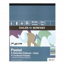 Daler Rowney Murano Pastel Pad - Cool
