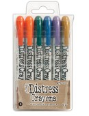 Distress Crayons - Set 9
