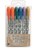 Distress Crayons - Set 9