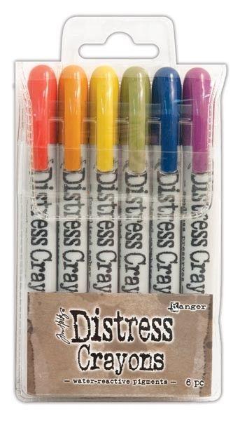 Distress Crayons - Set 2