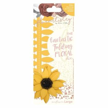 Florartistry Folding floral die - Sunflower (Large)