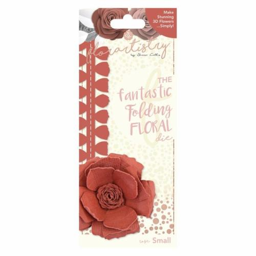 Florartistry Folding Floral Die - Rose