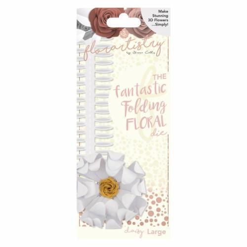 Florartistry Folding Floral Die - Dasiy