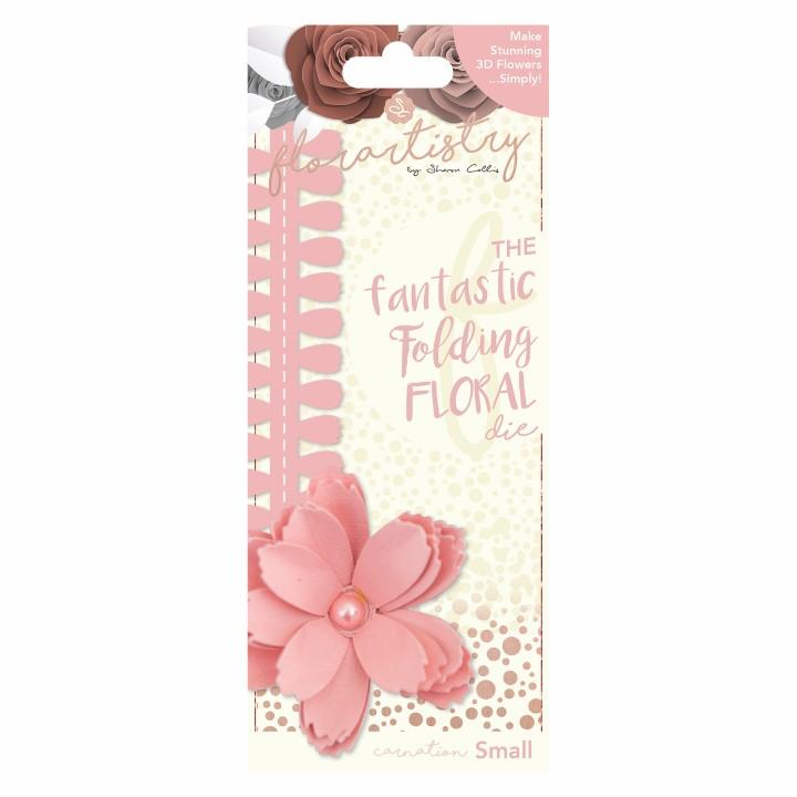 Florartistry Folding Floral Die - Carnation Small