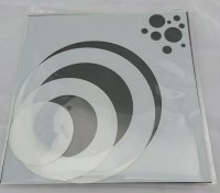 "Circles 6x6"" Stencil / Mask"