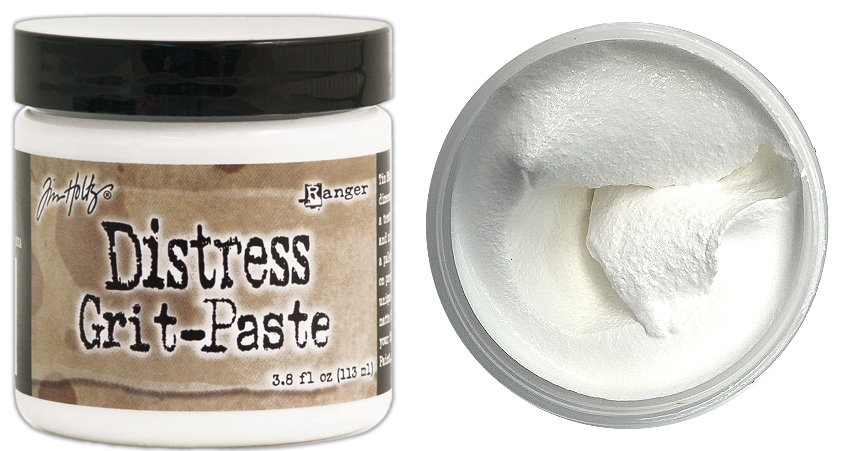 Ranger Distress Grit-Paste 3.8 fl oz