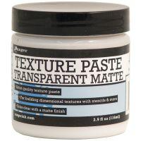 Ranger Texture Paste Transparent Matte 3.9 fl oz