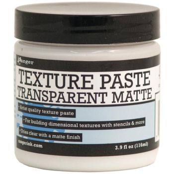 Ranger Texture Paste Transparent Matte 3.9 fl oz