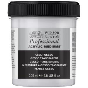 Winsor & Newton Clear Gesso