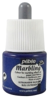 Pebeo Marbling Ink - Ultramarine Blue